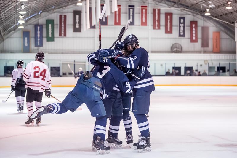 """Boy""""s Varsity Hockey vs. Winchendon 12.6.19"""