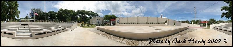 Panoramic scenes in the CNMI