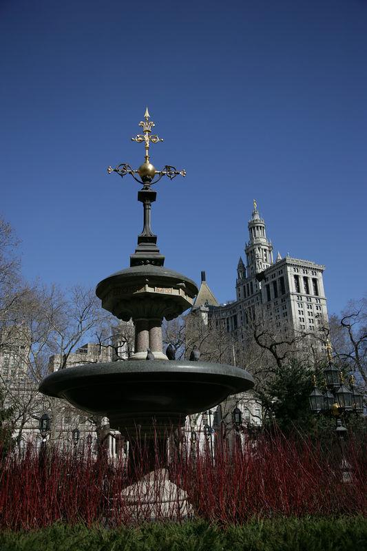 Lower Manhattan - Day
