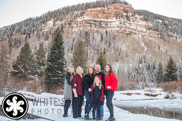 Vail Family Photos - East Vail - Schmidt