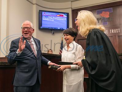 City of Tyler Mayor & Council Members Sworn In by Sarah Miller