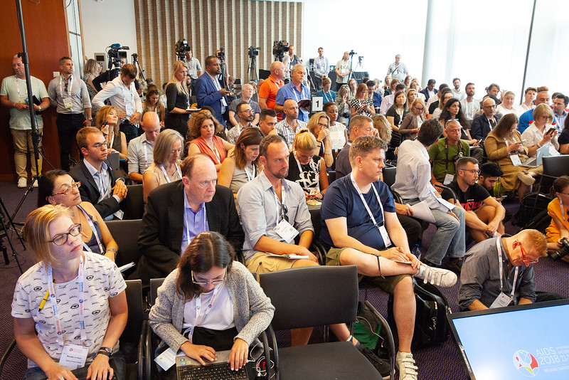 The Netherlands, Amsterdam, 24-7-2018. Pressconference Eastern Europe and Central Asia.Photo: Rob Huibers for AIS. (Please publish always with complete attribution).