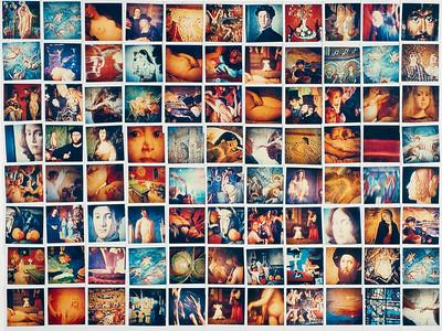 Polaroid SX-70 Work