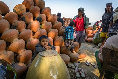 Children & People of Myanmar
