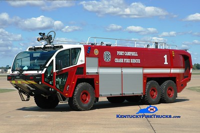 Fort Campbell ARFF Units