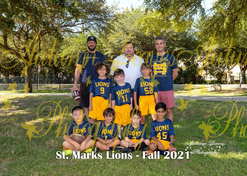 20210926 - #S5 St mark Lions - Russ