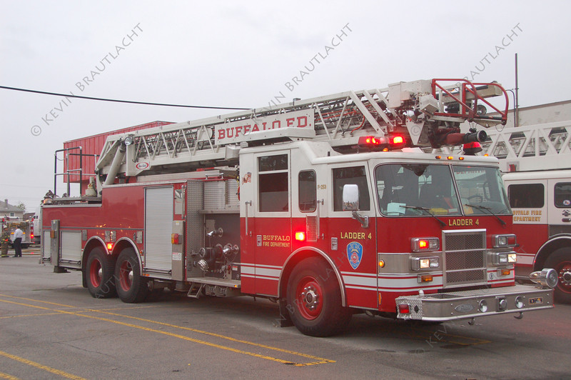 Buffalo Fire
