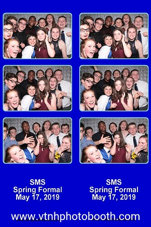 Photo Strips - 5/17/19 - St. Michaels Semi Formal