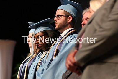 West Columbus High School Graduation 2019