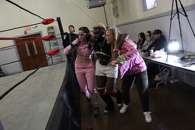 Isana vs. Armani Kayos with The Scrunchie Squad