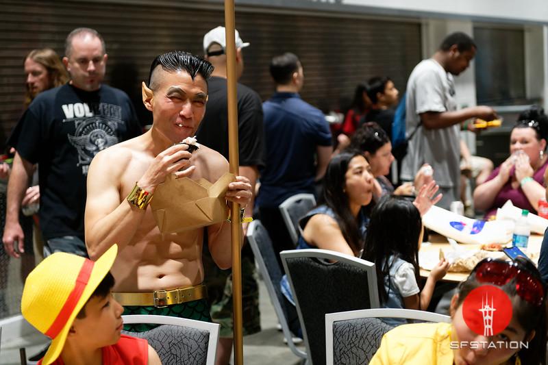 Silicon Valley Comic Con, 2019