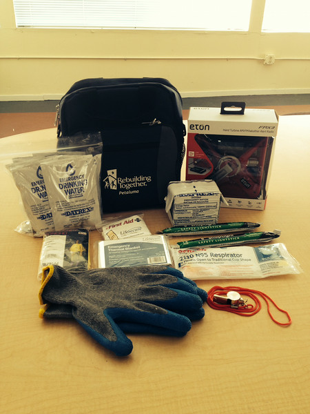 EMERGENCY SAFETY KITS