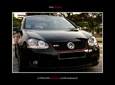 VW MkV GTIs