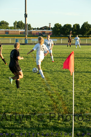 Hutch Girls Soccer vs Delano