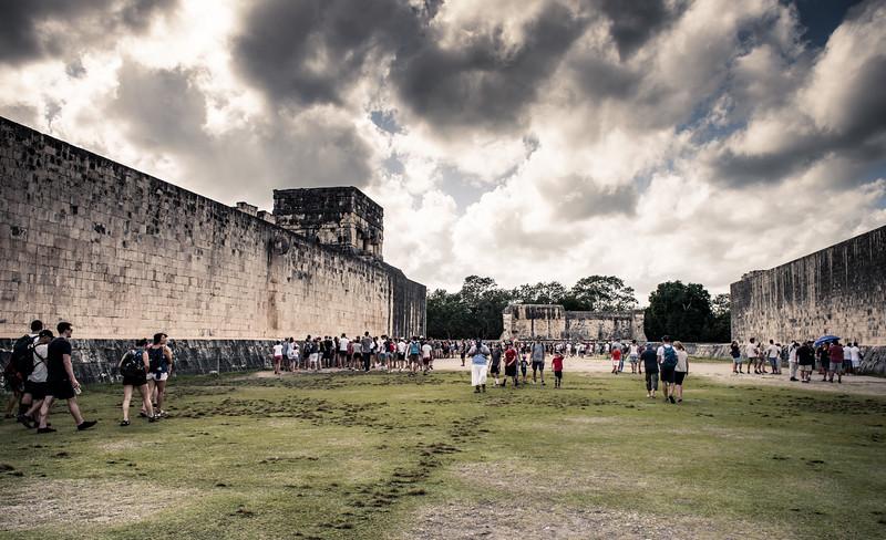 Great Ball Court, Chichén Itzá