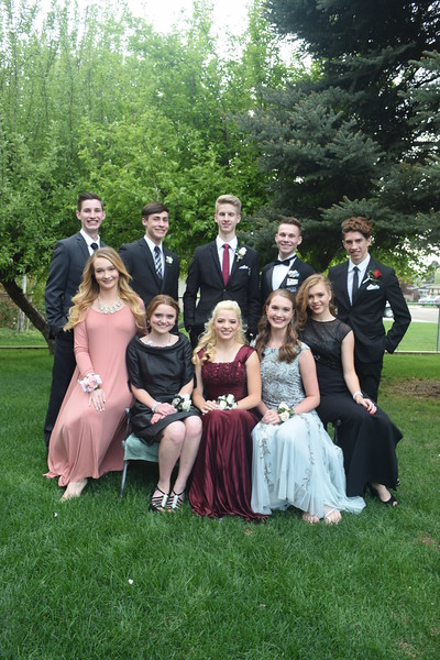 Timpview Prom 2016