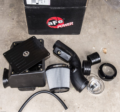 AFE Cold Air Intake – First Look