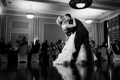 Amy & Josh | Hotel Julien, Dubuque