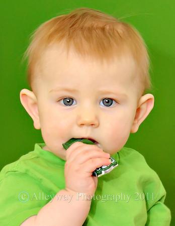 E Boyle - 9 months