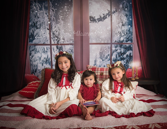 Somma Sisters Christmas, 2018