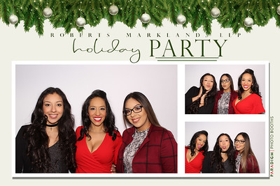 December 21, 2018 - Roberts Markland LLP Holiday Party