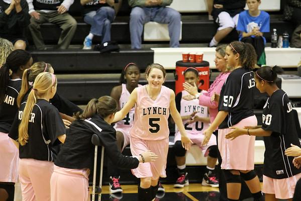 Lady Friars Varsity Basketball vs Nolan