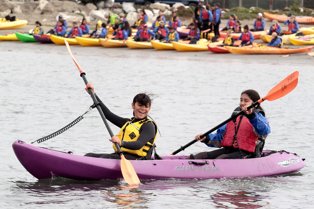 . Heading out. 