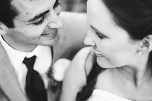 wedding: brandi and matt