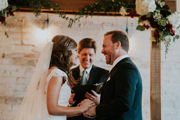 Madalyn & Eric Wedding Day