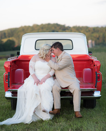 Austin & Cory - Wedding Day