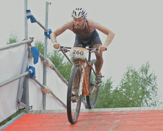 ITU Cross Triathlon World Championships 2014 - Men