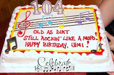 Jim Robinette Birthday