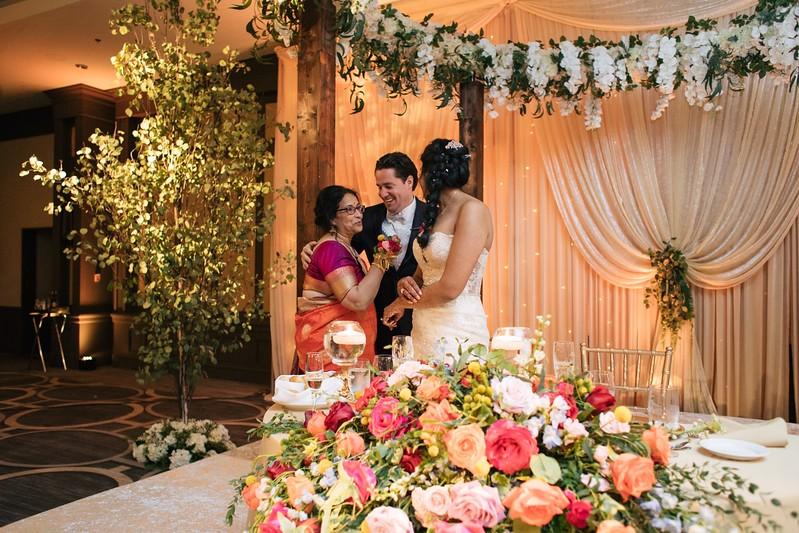 LeCapeWeddings Chicago Photographer - Renu and Ryan - Hilton Oakbrook Hills Indian Wedding -  1101.jpg