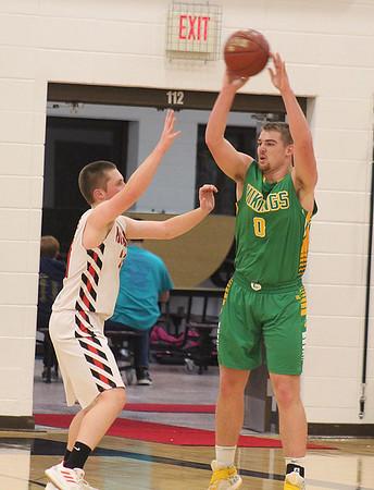 Pecatonica @ Highland Boys Basketball 1-30-20