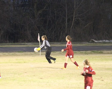 Girls Soccer (Pineville)