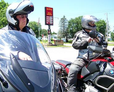 June 24, 2011 Friday Ride to Missouri Hicks BBQ