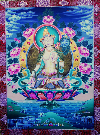 Thangka Shankar Salon Prints