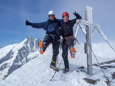Oberwalderhütte - Juni 2014
