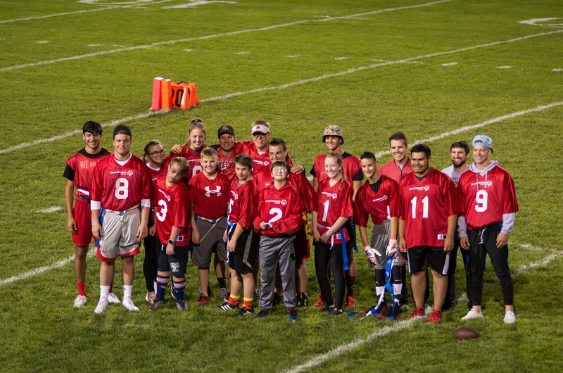 LHS Unified Football vs FoCo 2018