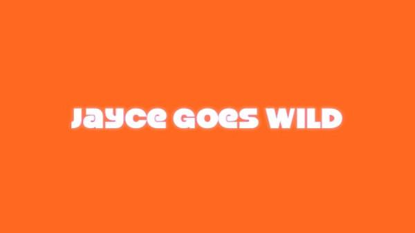 Jayce's Agility Runs