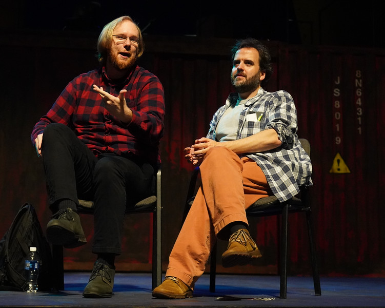 Meet The Playwrights