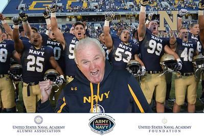 U.S. Naval Academy Alumni Association: Army v. Navy Tailgate 2016