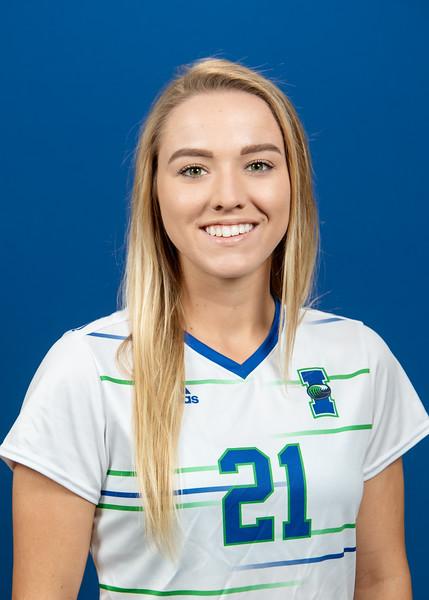 Dana Curtis - Women's Soccer
