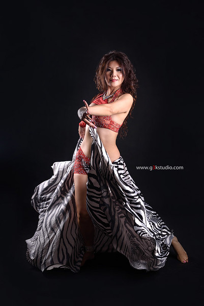 20150814 Serene Keng Belly Dance