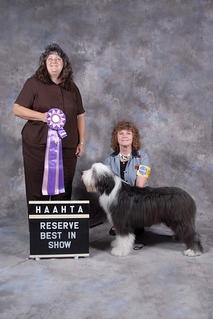 HAAHTA Dog Show - July 2007