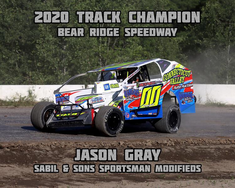 2020 Champion 16x20's