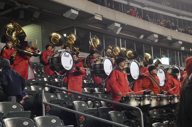 UC Band_UC vs ECU_PB Stadium_Cin, OH