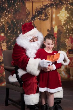 Santa Day 2018