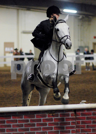 2/25/07 University of Findlay IHSA Show at UF by John