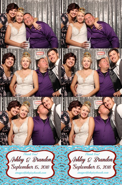 Ashley & Brandon's Wedding 9-15-2018 PRINTS